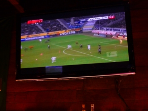 Mönchengladbach gegen Berlin
