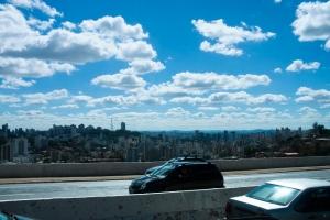 Blick auf Belo Horizonte