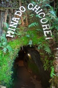 Ich musste natürlich eine Miene besuchen, die Minas Gerais den Namen verleihen.
