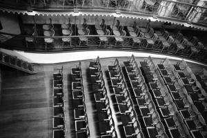 Das älteste noch genutzte Theater Südamerikas. In Ouro Preto