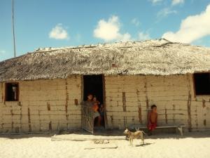 Die Ureinwohner, teilweise auch ohne Strom